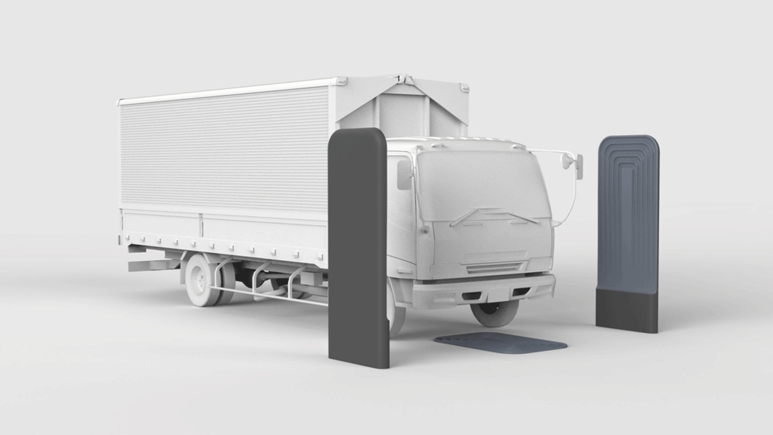 elume_e_waste_detector_truck_customs